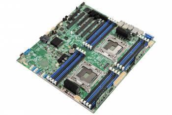 Серверная материнская плата Soc-2011 Intel DBS2600CWTR SSI EEB bulk