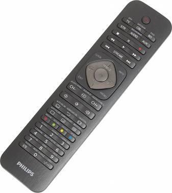 Универсальный пульт Philips SRP5016 / 10 черный