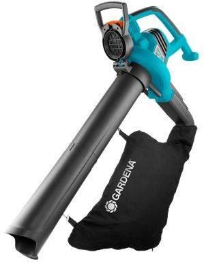 Воздуходувка-пылесос Gardena ErgoJet 3000 синий (09332-20.000.00) - фото 1