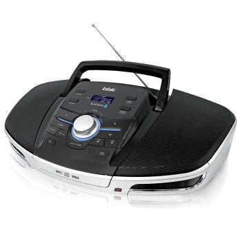 Магнитола BBK BX900BT черный