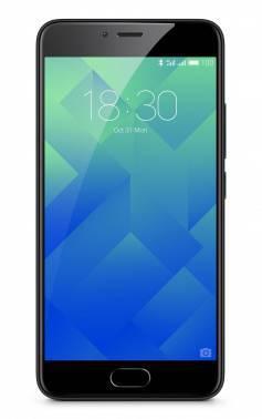 Смартфон Meizu M5 MH611 16ГБ черный