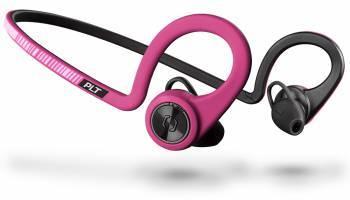 Гарнитура Plantronics BackBeat Fit розовый/черный (206003-05)