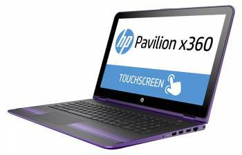 Трансформер 11.6 HP x360 11-ab009ur пурпурный