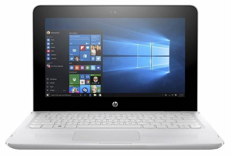 "Трансформер 11.6"" HP x360 11-ab015ur (1JL52EA) белый - фото 1"