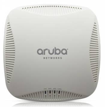 Точка доступа HPE Aruba AP-205 Dual белый (JW164A)