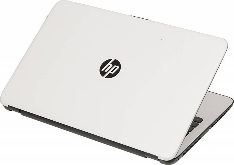 "Ноутбук 15.6"" HP 15-ba608ur (1LY06EA) белый/серебристый - фото 3"