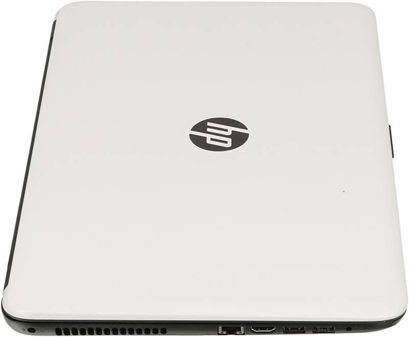 "Ноутбук 15.6"" HP 15-ba608ur (1LY06EA) белый/серебристый - фото 5"
