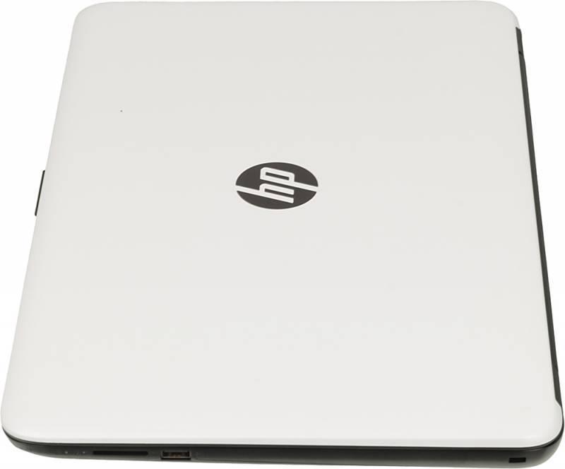 "Ноутбук 15.6"" HP 15-ba608ur (1LY06EA) белый/серебристый - фото 7"
