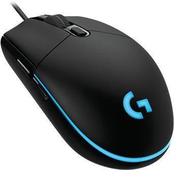 Мышь Logitech G102 Prodigy черный