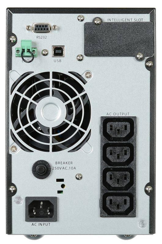 ИБП Ippon Innova G2 1000 черный (G2 1000) - фото 4