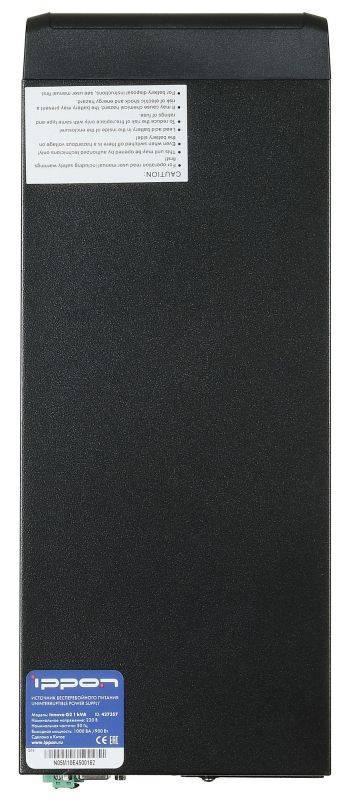 ИБП Ippon Innova G2 1000 черный (G2 1000) - фото 7