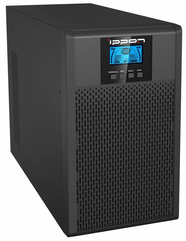 ИБП Ippon Innova G2 2000 черный (G2 2000) - фото 3