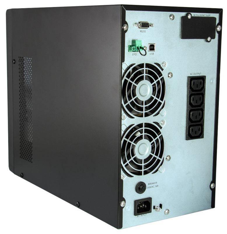 ИБП Ippon Innova G2 2000 черный (G2 2000) - фото 9