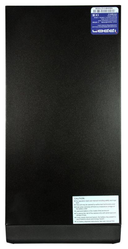 ИБП Ippon Innova G2 2000 черный (G2 2000) - фото 14