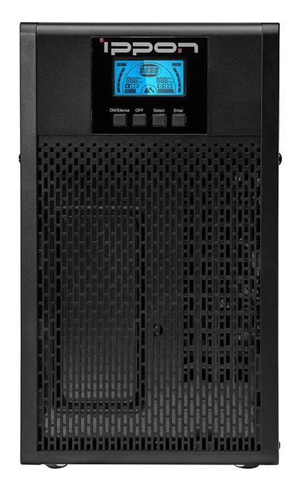 ИБП Ippon Innova G2 3000 черный (G2 3000) - фото 1