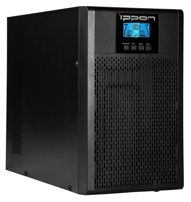 ИБП Ippon Innova G2 3000 черный (G2 3000) - фото 3