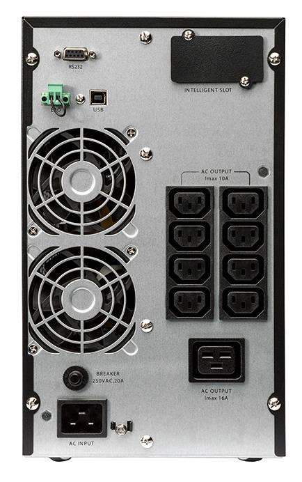ИБП Ippon Innova G2 3000 черный (G2 3000) - фото 4