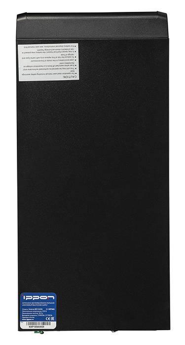 ИБП Ippon Innova G2 3000 черный (G2 3000) - фото 7