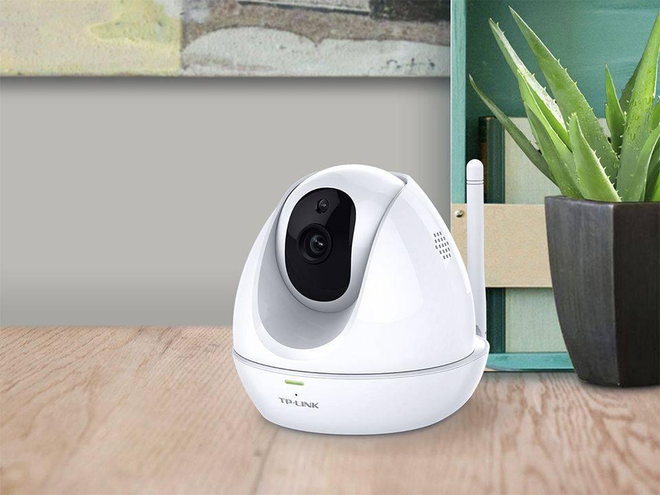 Камера видеонаблюдения TP-Link NC450 белый - фото 3