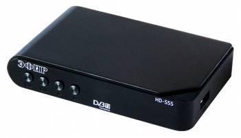 Ресивер DVB-T2 Сигнал Эфир HD-555