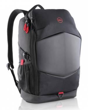 Рюкзак для ноутбука 15 Dell черный / красный