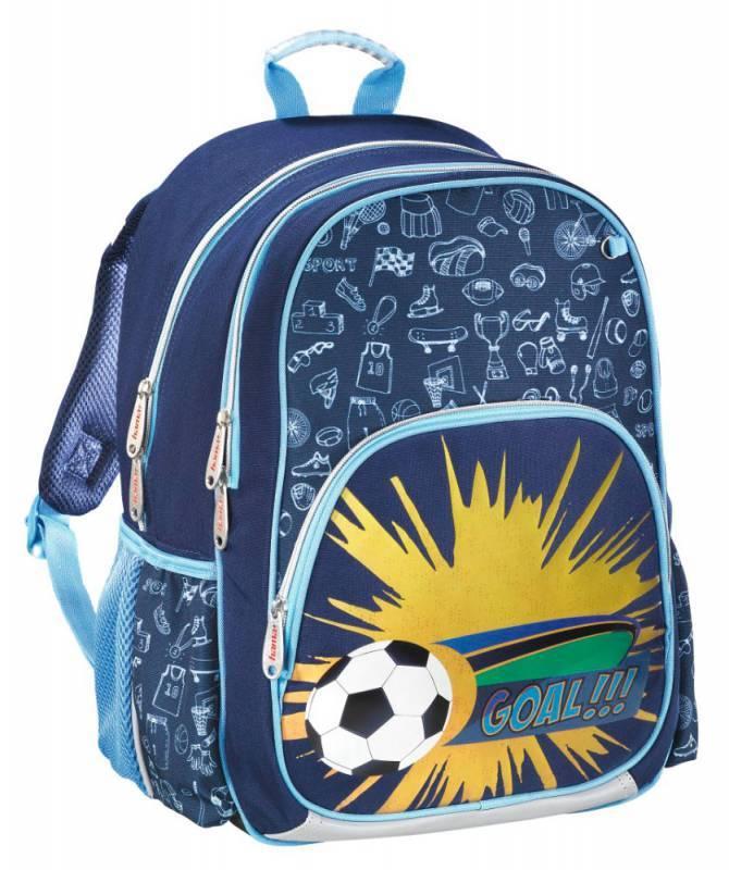 Рюкзак Hama Soccer синий (00139082) - фото 1