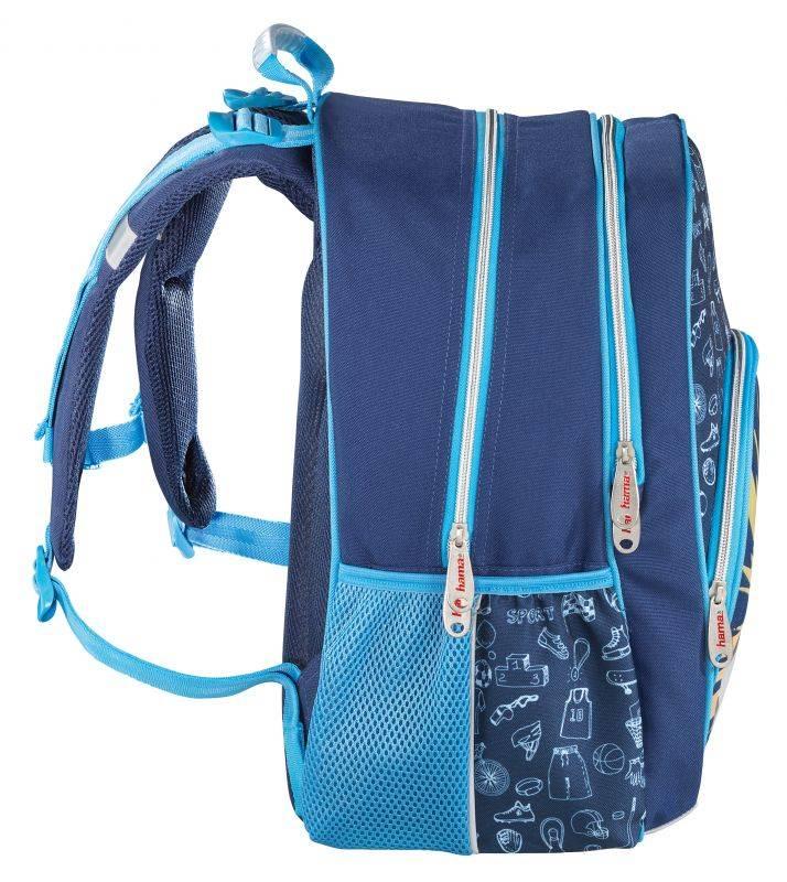 Рюкзак Hama SOCCER синий (00139082) - фото 2