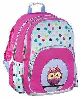 Рюкзак Hama SWEET OWL розовый/голубой (00139093)