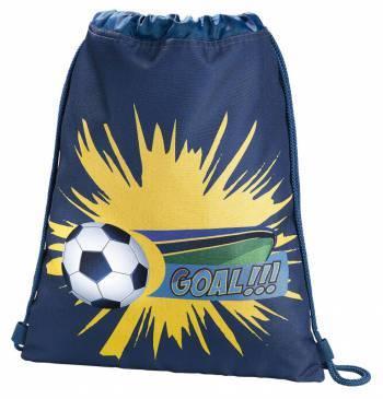 Сумка для обуви Hama Soccer синий/голубой (00139107)