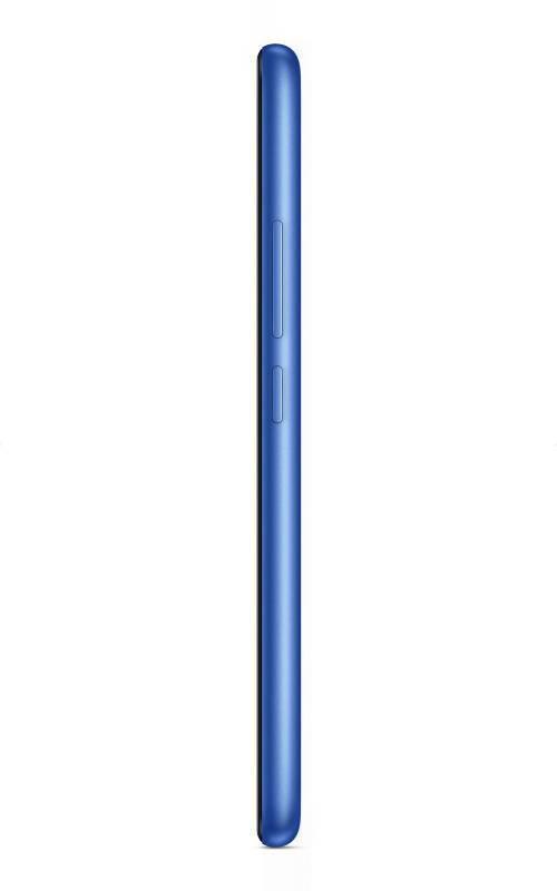 Смартфон Meizu M5 MH611 32ГБ синий - фото 8
