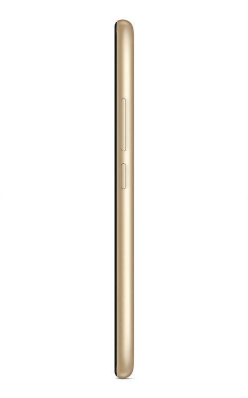 Смартфон Meizu M5 MH611 32ГБ золотистый - фото 5