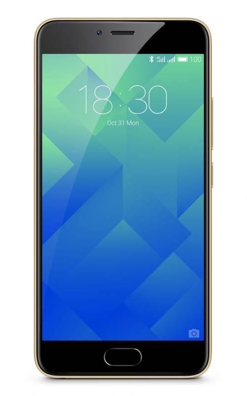 Смартфон Meizu M5 MH611 32ГБ золотистый - фото 7