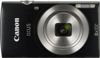 Фотоаппарат Canon IXUS 185 черный (1803C001)