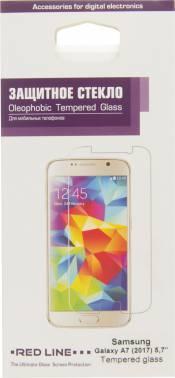 Защитное стекло Redline для Samsung Galaxy A7 (2017)
