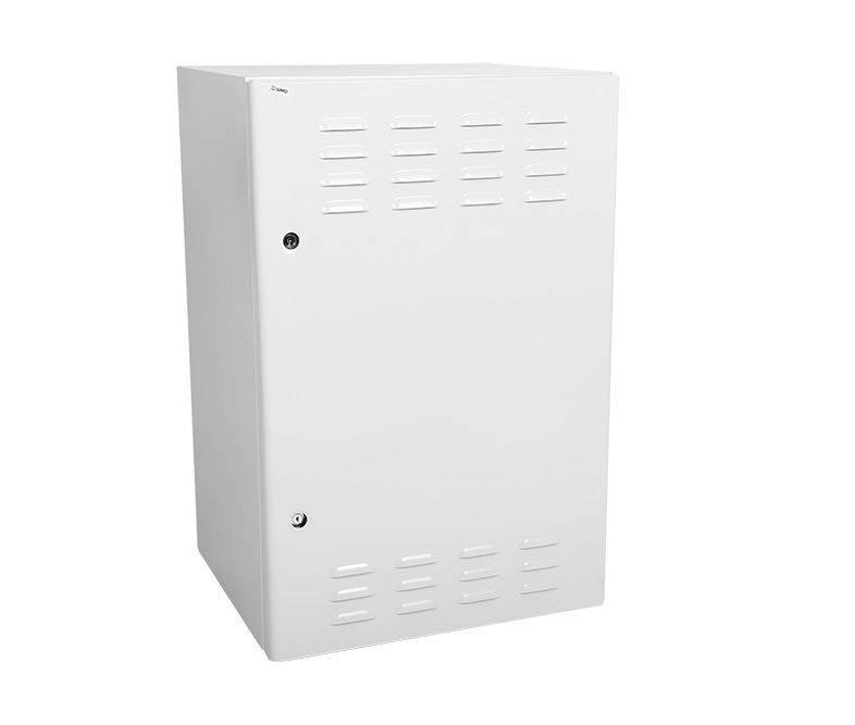 Шкаф коммутационный ЦМО ШТВ-Н-6.6.5-4ААА 6U серый - фото 2