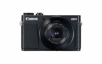 Фотоаппарат Canon PowerShot G9 X Mark II черный (1717C002)