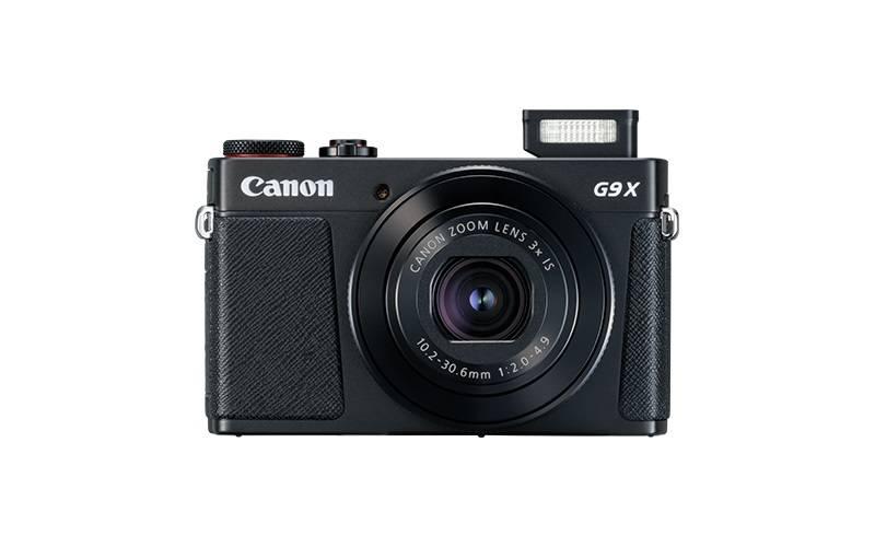 Фотоаппарат Canon PowerShot G9 X Mark II черный (1717C002) - фото 2