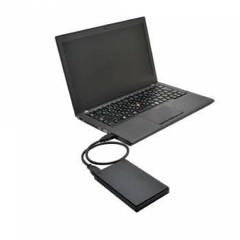 Сменный бокс для HDD AgeStar 3CB2A SATA черный