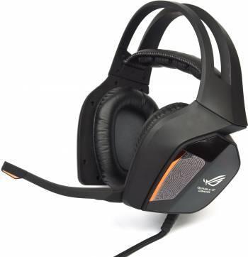 Наушники с микрофоном Asus Centurion черный
