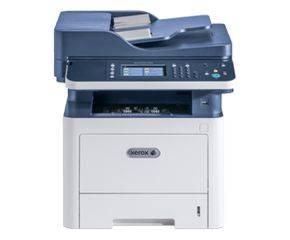 МФУ Xerox WorkCentre WC3335DNI белый/синий (3335V_DNI)