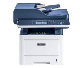МФУ Xerox WorkCentre WC3345DNI белый/синий (3345V_DNI)