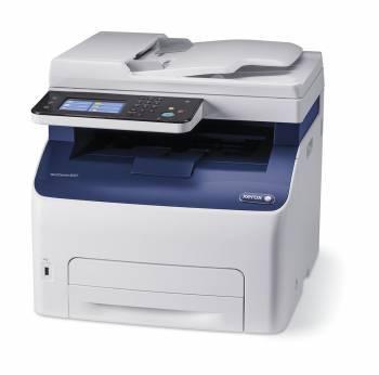 МФУ Xerox WorkCentre WC6027NI серый/синий (6027V_NI)
