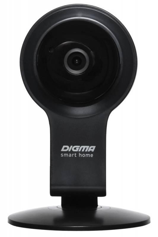 Видеокамера IP Digma DiVision 100 черный - фото 1