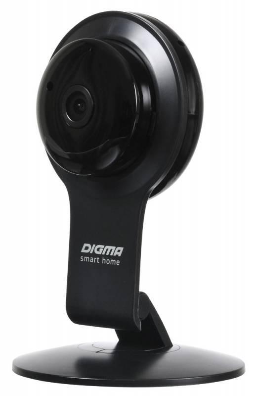 Видеокамера IP Digma DiVision 100 черный - фото 3