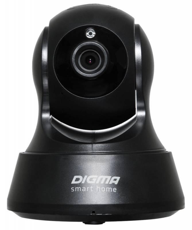 Видеокамера IP Digma DiVision 200 черный (DV200) - фото 1