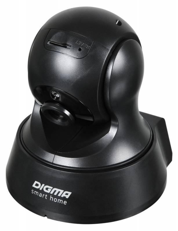 Видеокамера IP Digma DiVision 200 черный (DV200) - фото 4