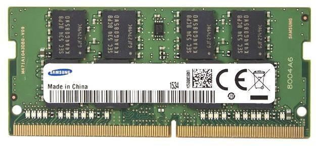 Модуль памяти SO-DIMM DDR4 4Gb Samsung (M471A5244CB0-CRC) - фото 1