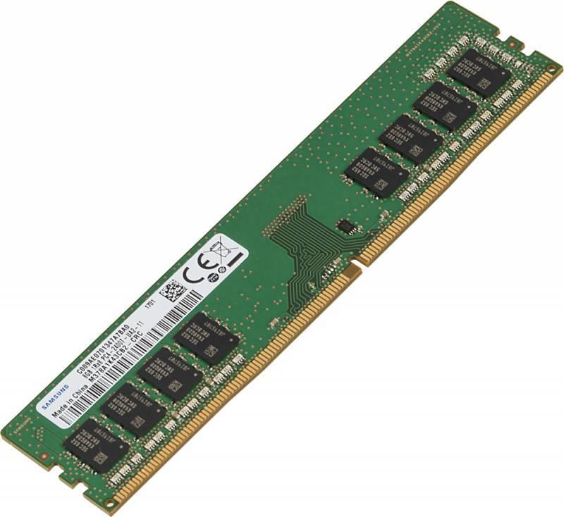Модуль памяти DIMM DDR4 8Gb Samsung M378A1K43CB2-CRC - фото 1