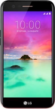 Смартфон LG K10 (2017) M250 16ГБ черный