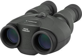 Бинокль Canon Binocular IS II 10x 30мм черный